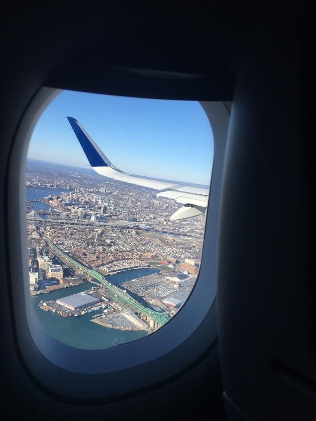 Bye Bye Boston!