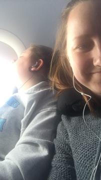 Sleeping like an IDIOT.